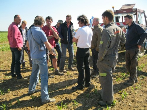 Les producteurs biologiques chambres d 39 agriculture de picardie - Chambre d agriculture de picardie ...