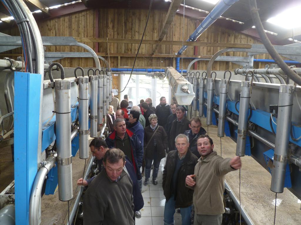 Vaches laiti res chambres d 39 agriculture de picardie - Chambre d agriculture de picardie ...