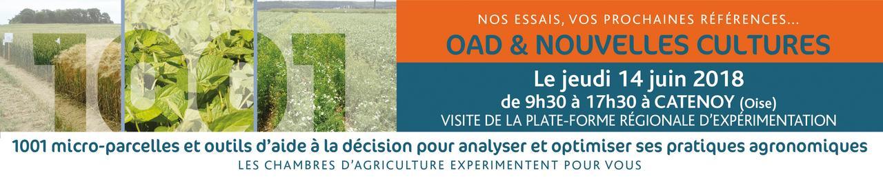 Exp rimentation chambres d 39 agriculture de picardie - Chambre d agriculture de picardie ...